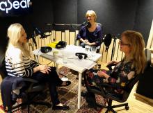 Blondinbella i podcast från Danderyds sjukhus