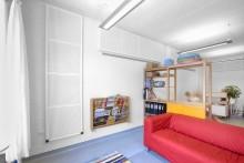 Nye vægpaneler giver bedre rumlyd i udsatte lokaler