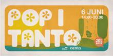 POP I TANTO 6 juni
