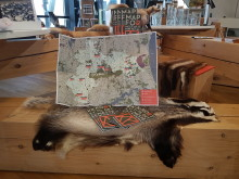 Nyt, handy turistkort over Rebild Kommune