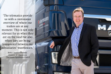 idem telematics: increased safety combined with lower costs