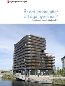 Rekordvinster för privata fastighetsägare i Skåne
