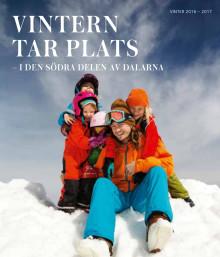 Vintern tar plats - i den södra delen av Dalarna