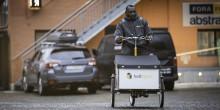 Helthjem tar i bruk elsykler for å levere varer