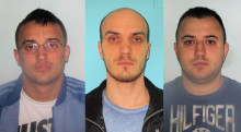 Appeal for public's help to find men wanted in connection with fraud.