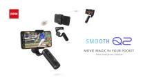 Nowy super - kompaktowy gimbal do smartfonów. Zhiyun Smooth Q2!
