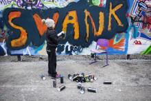 Ny handbok guidar andra att skapa öppna graffitiväggar efter nolltoleransen!