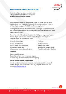 Bredde-udvalgsmedlem Distrikt Jylland/Fyn