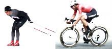 Anpassad farthållning vinner i uthållighetsidrott