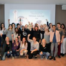 Clarion Hotel Arlanda Airport och Trygga Barnen gör hjälteinsatser