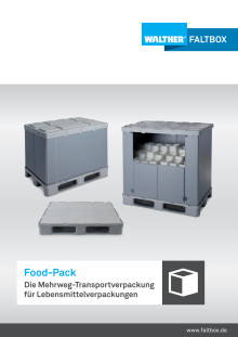 WALTHER FoodPack