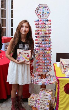 Original Gourmet Lollipops försäljning slår konfektyrbranschen med häpnad!