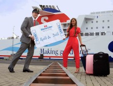 Rail, sail and save with Stena Line