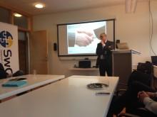 SwCG Göteborg bjöd in till partnermöte