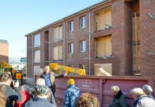 Rejsegilde på STAY boliger for Vivabolig