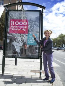 Hamilton (M): Fler parkvärdar ger 100 nya sommarjobb till unga
