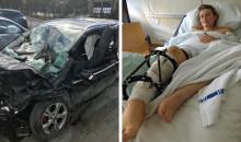 Leila (35): Bilen reddet livet mitt