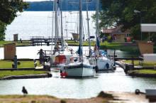 Göta kanal öppnar den 4 maj – Satsar på familjen 2012