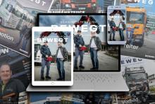 SCANIA ÖSTERREICH BEWEGT - nachhaltig unterwegs - Ausgabe 1-2019