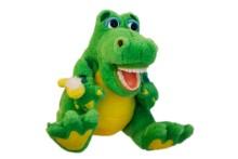 Bodil krokodil ska peppa barnen till en bättre tandhälsa