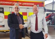 Nytt samverkansavtal om räddningstjänst undertecknat
