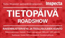 Tietopäivä Roadshow, Tampere - Rakennusterveys ja teollisuuden kunto -tietoisku