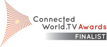 Viaplay nominerad till Connected World TV Awards 2013