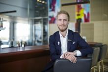 Fredrik Holm – ny restaurangchef på Upper House Dining
