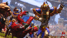 Blood Bowl 2: The Chaos Dwarfs and the Khemri Teams Now Available