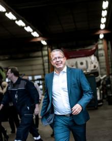 Hållbara transporter vägen framåt för Volvo