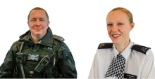 Met officers nominated for prestigious bravery award