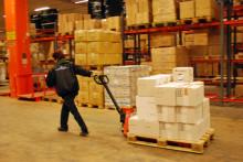 LogistikPalatset Borås AB effektiviserar orderflödet med Ongoing Warehouse och Unifaun Online