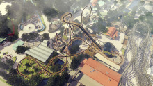 Check out Liseberg's new rollercoaster!