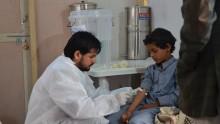 Kolerautbrottet i Jemen extremt oroande