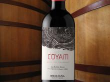 Prisbelönta vinet Coyam  – Äntligen i det tillfälliga sortimentet