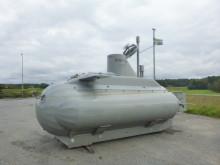 U-båten som Maud Olofsson döpte auktioneras ut