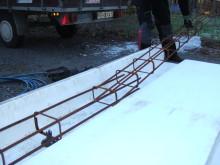 Villakorg® - Fortsatt succé för byggnation av grunder med Villakorg®
