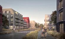 Avtal klart: Titania Bygger 500 bostäder i Hallunda Gård.