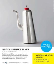 Projekt Containern - Nationalmuseum Design på Kulturhuset Stadsteatern
