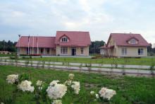 Brödköp byggde SOS-Barnby i Lettland