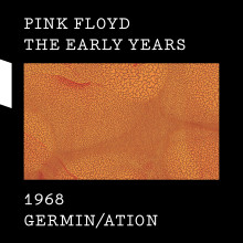 Pink Floyd slipper The Early Years, 1965 – 1972: The Individual Volumes 24.mars