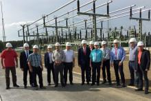 Kommunalpolitiker informieren sich über Netzbau im Landkreis Kelheim