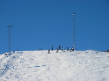 Alla på snö med Realgymnasiet i Stockholm