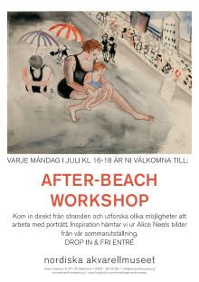 AFTER-BEACH WORKSHOP