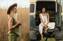 Indiska uppmanar till att upptäcka närområden i sommar – med nya kollektionen Swedish Safari