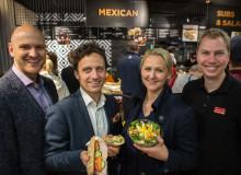 Circle K satser på meksikansk, fersksmurt og sunn mat