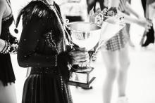Rekordmånga konståkare till jubilerande SKF-trofén i helgen