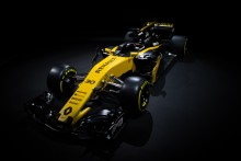 Renault Sport Formula One Team lanserar R.S. 17 i London