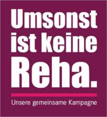 """Umsonst ist keine Reha"": MediClin Kraichgau-Klinik beteiligt sich an Kampagne"