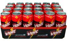 Gray' American Stores gör storsatsning på Volt Cola för den svenska marknaden